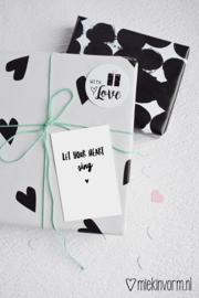 Let your heart sing || Mini-kaart