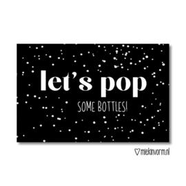 Let's pop some bottles || Mini-kaart
