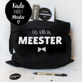 Kado-pakket || Meester