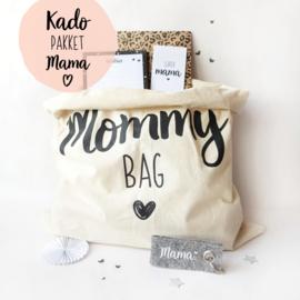 Kado-pakket || Mama tas wit