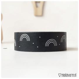 Masking tape || regenboog