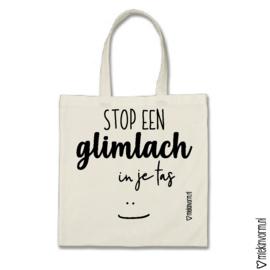 Tas || Stop een glimlach in je tas