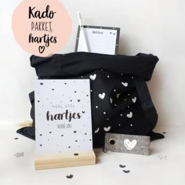 Kado-pakket || Hartjes