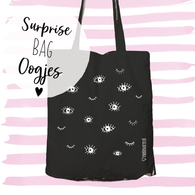 Surprisebag || tas oogjes