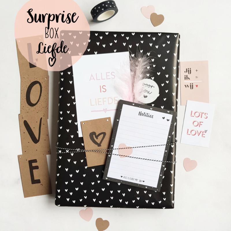 Surprise box || Liefde