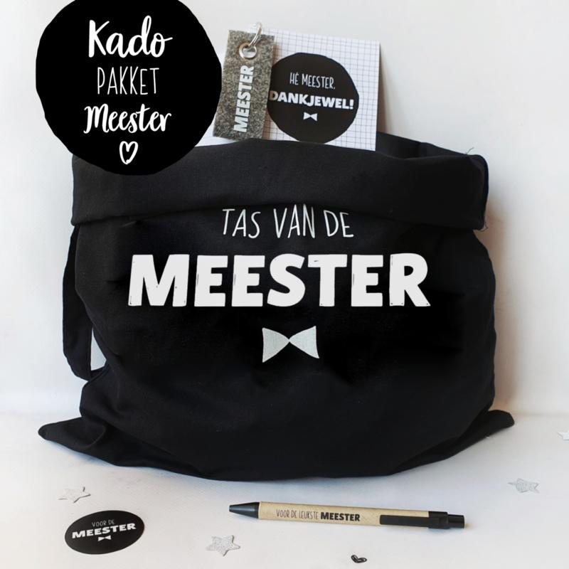 Kado-pakket    Meester