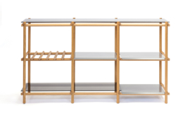 Angled Cabinet Dressoir
