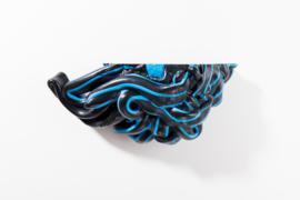 Black & Blue stripes no.1 | special