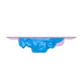 Blue - Lilac no. 8