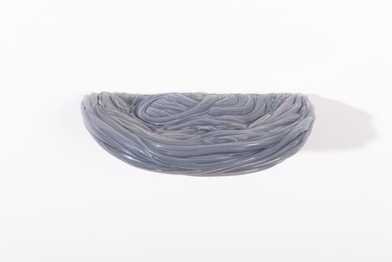 Grey transparant   LARGE - no.43/2021