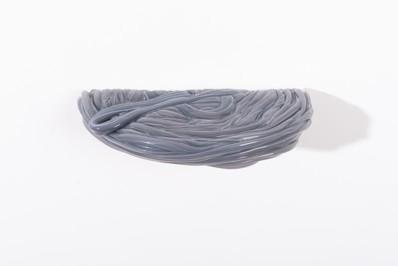 Grey transparant   LARGE - no.42/2021