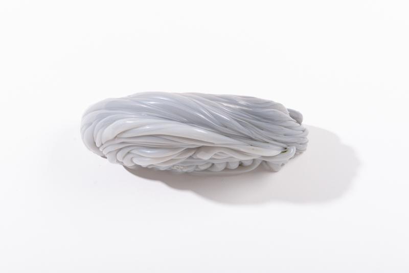 Grey transparant   LARGE - no.40/2021