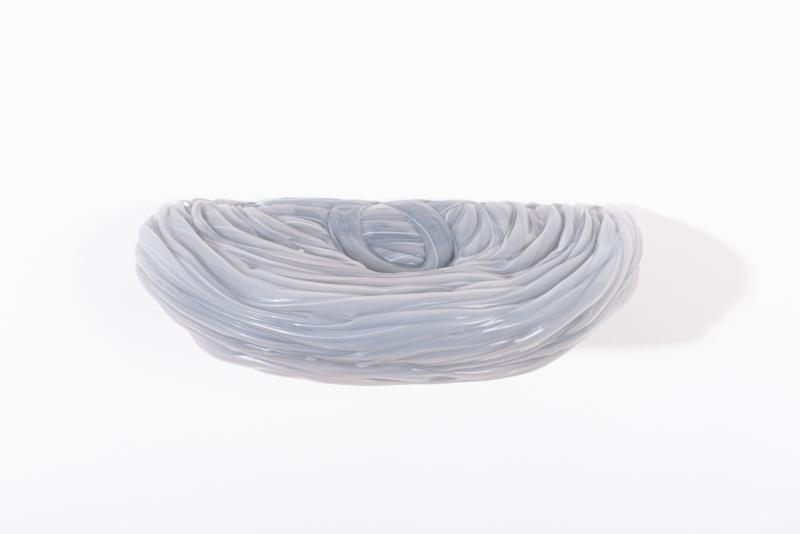 Grey transparant | LARGE - no.39/2021