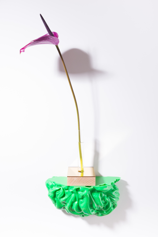 Apple green no.3 | large