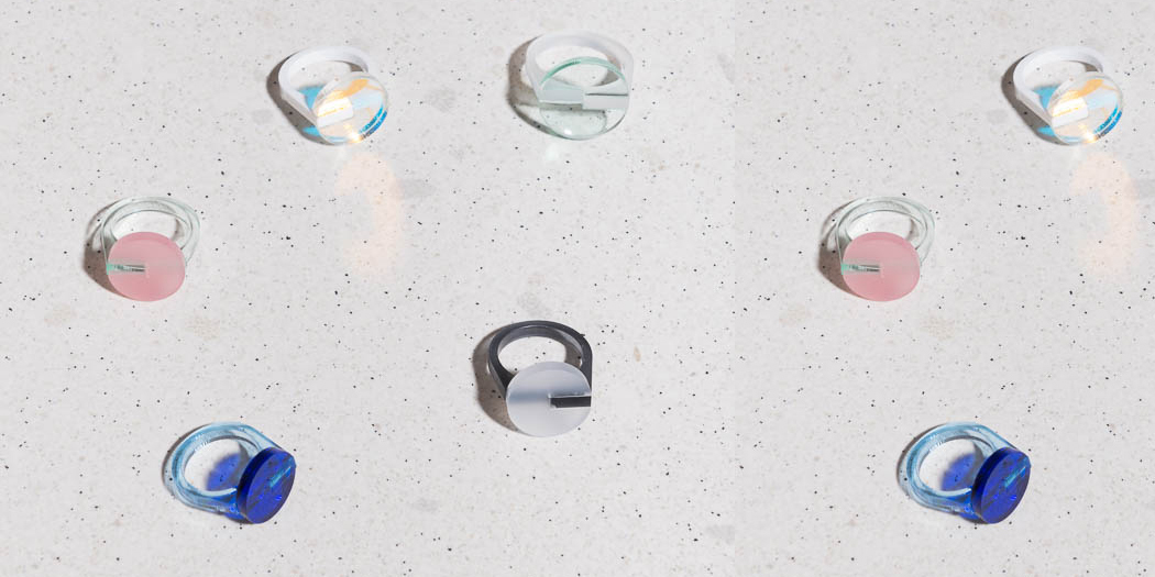 Layer Layer ring
