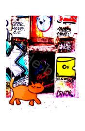 El gato urbano (vanaf)