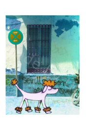 El perro amarillo (vanaf)