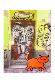 El gato callejero (vanaf)