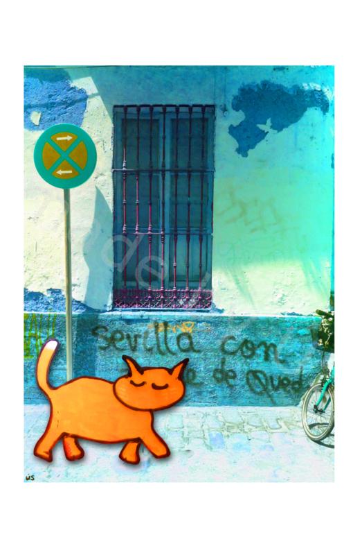 El gato naranja (vanaf)
