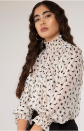Bunny Georgette blouse