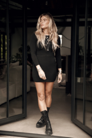 Isabel knitted dress