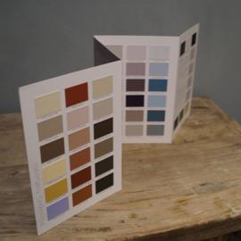 Mia Colore kleurenkaart
