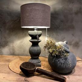 Tafellamp excl. kap