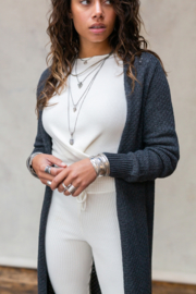 Ayla knitted vest