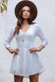 Lotita dress white