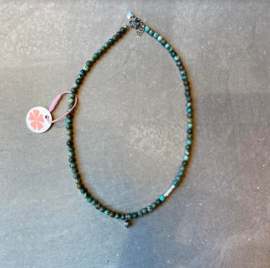 Ketting African Turquoise
