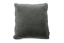 Vintage Velvet/Linen Cushion