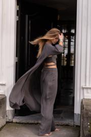 Amora pants washed grey