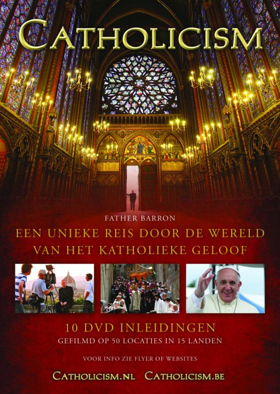 Catholicism - set promotiemateriaal
