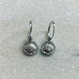 Coin shell - echt zilver