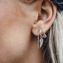 Dots chain - echt zilver