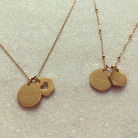Design your own necklace!