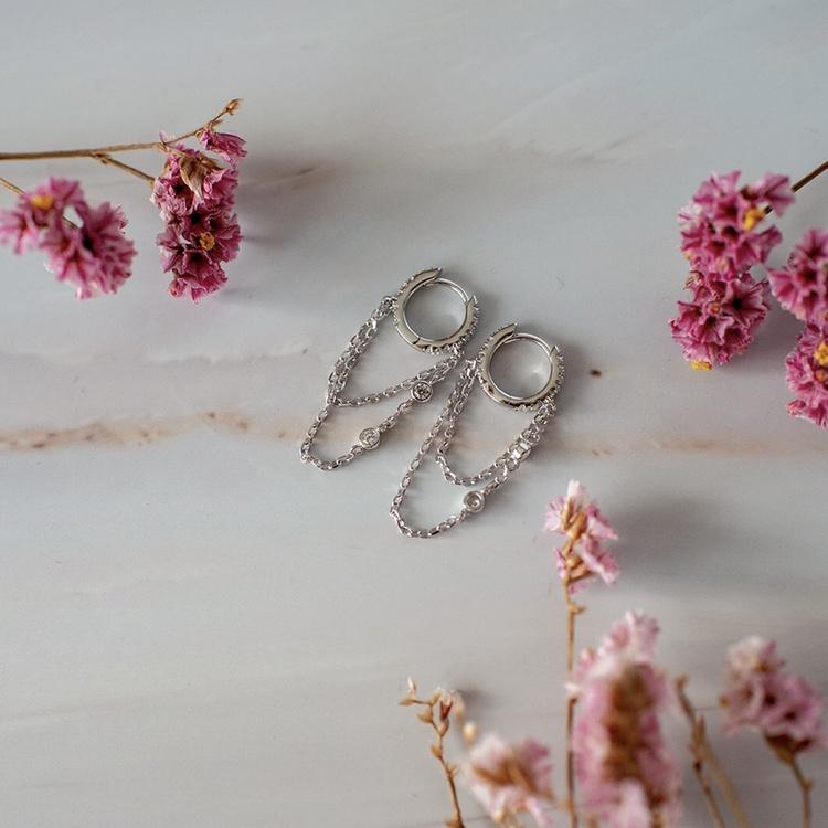 Chain & bling - echt zilver