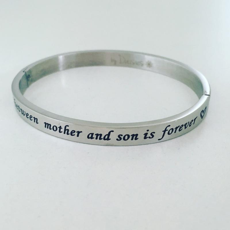 Love between mother son