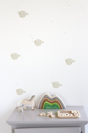 Wallstickers Fishes