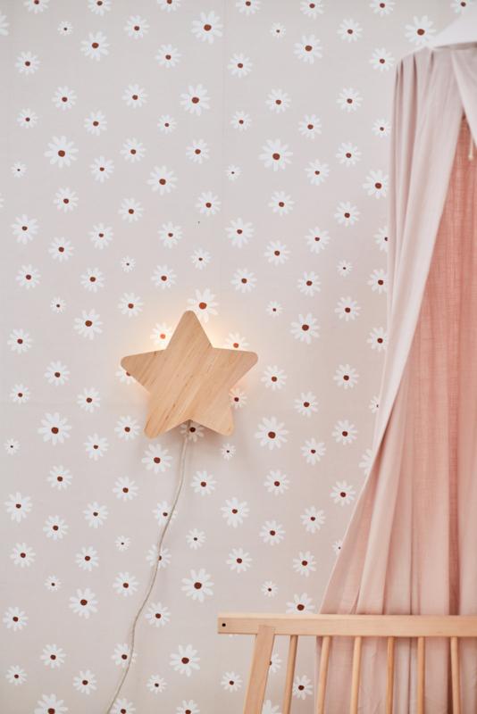 Behang Madelief nude