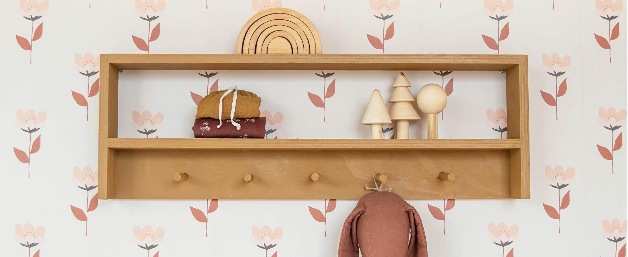 Ongekend Kinderkamer behang   Vliesbehang voor jongen en meisje   Bibelotte PY-03