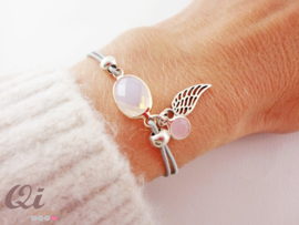 Armbandje 'sweet angel'