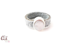 Ring 'reptile grey'