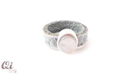 Ring 'reptile grey'