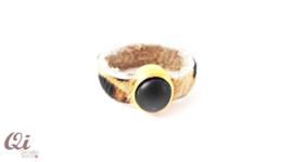 Ring 'black tiger'