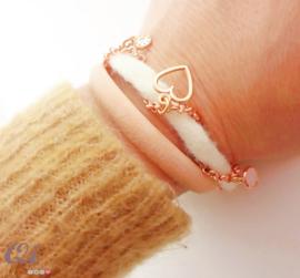 Armband ' heart'