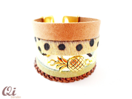 Armband 'sweet pineapple'