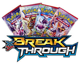 Booster Pack XY8 BREAKthrough
