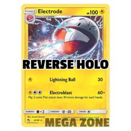 Electrode - 22/68 - Rare - Reverse Holo