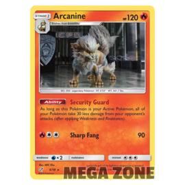 Arcanine - 6/18 - Holo Rare